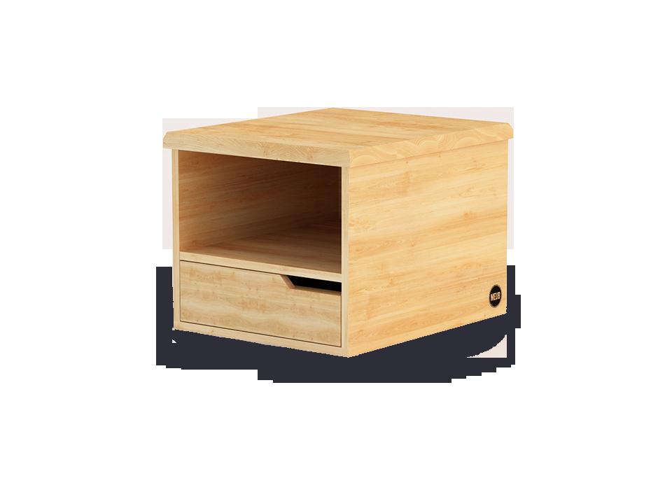 B nisterie meub montr al cube deluxe v2 for Meubles en ligne montreal