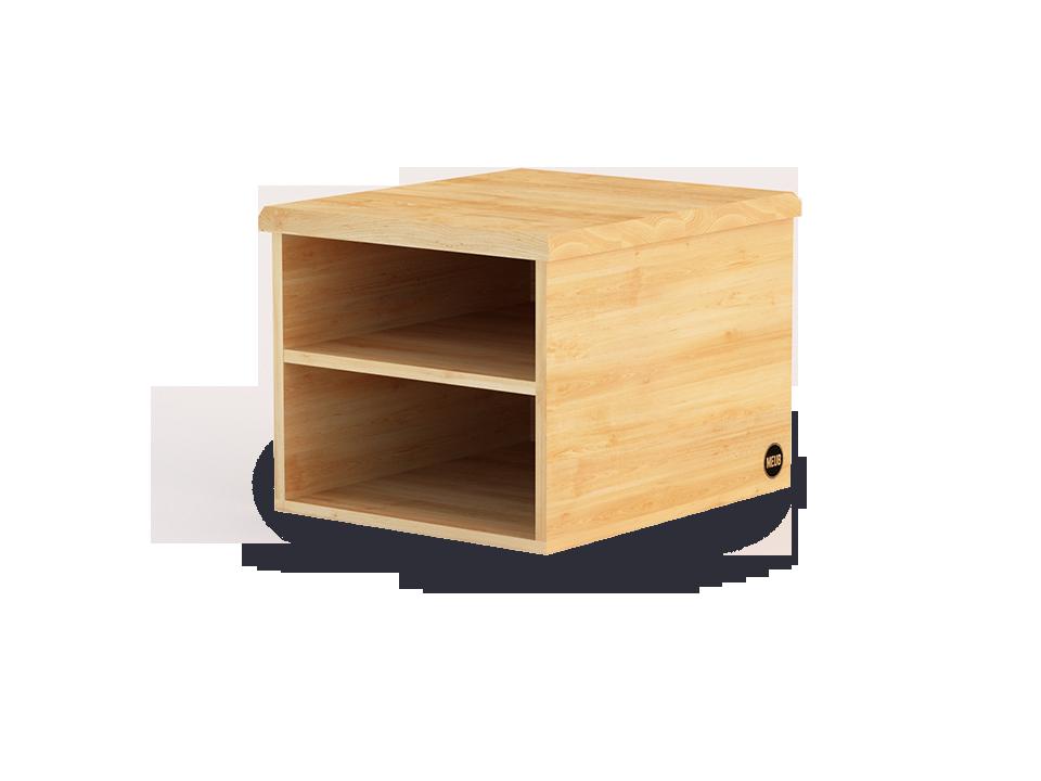 B nisterie meub montr al cube deluxe v1 for Meuble quebecois montreal